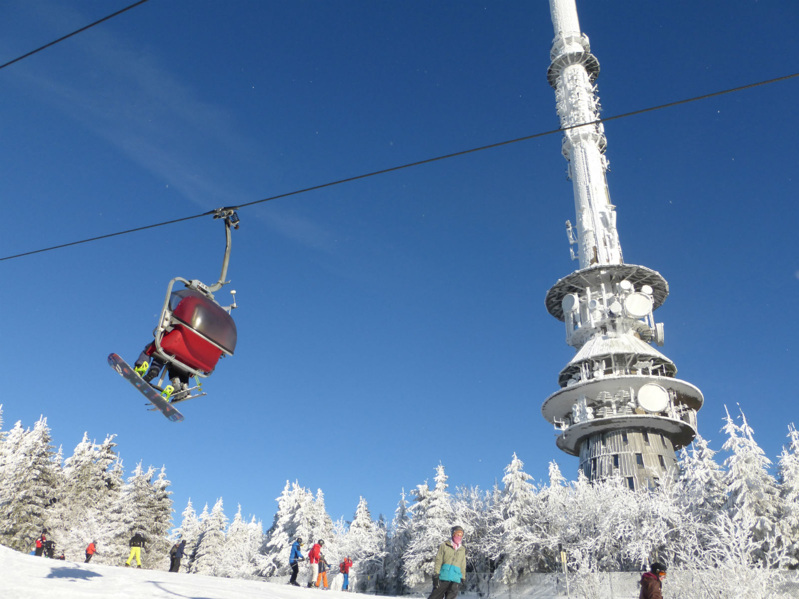 Fichtelgebirge-Seilbahn-Wintersport-Skifahren-Ochsenkopf