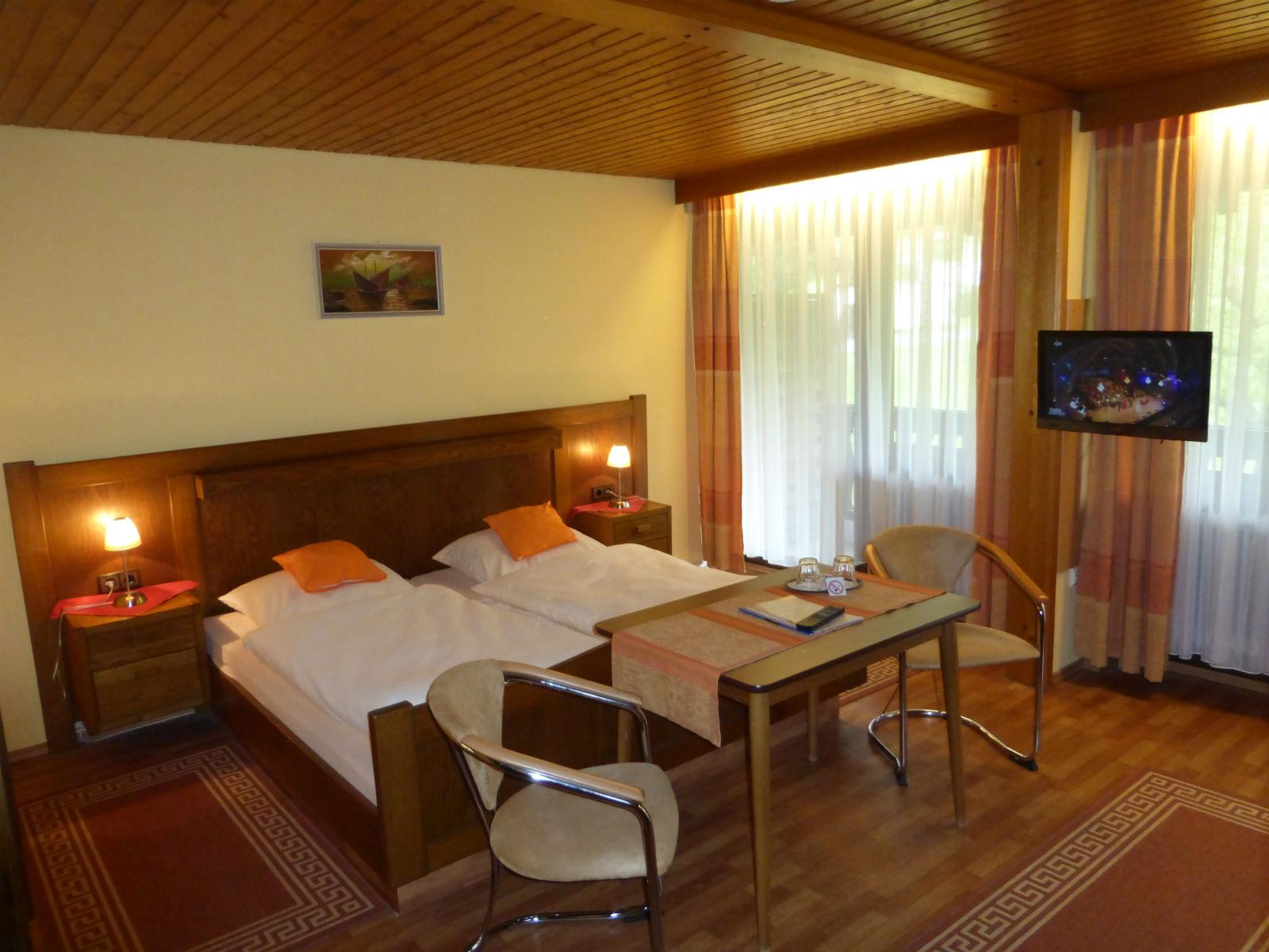 Hammerschmiede-Zimmer-Schlafzimmer