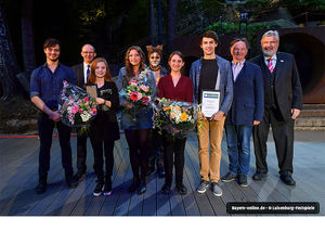 Nachwuchs der Luisenburg-Festspiele