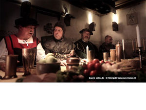 Dining Luther Style