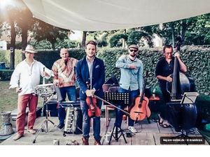 Happy Jazz und Gypsy Klang mit Grandessa
