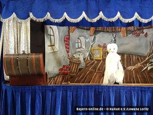 Familientheater: Das kleine Gespenst